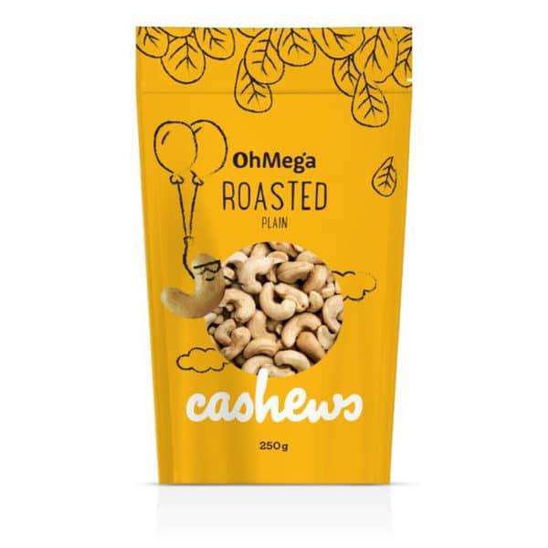 Oh Mega Roasted Cashews South Africa
