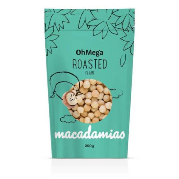 Oh Mega Roasted Macadamias South Africa