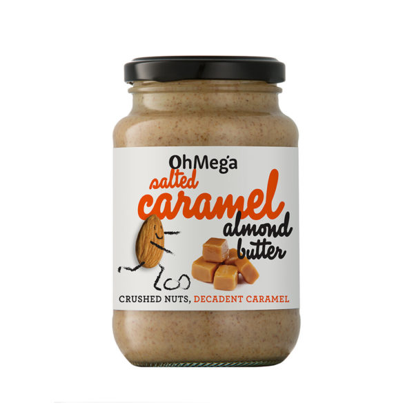 Crede Salted Caramel Almond Butter South Africa