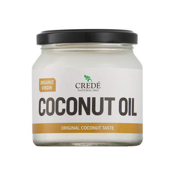 Crede Organic Virgin Coconut Oil South Africa