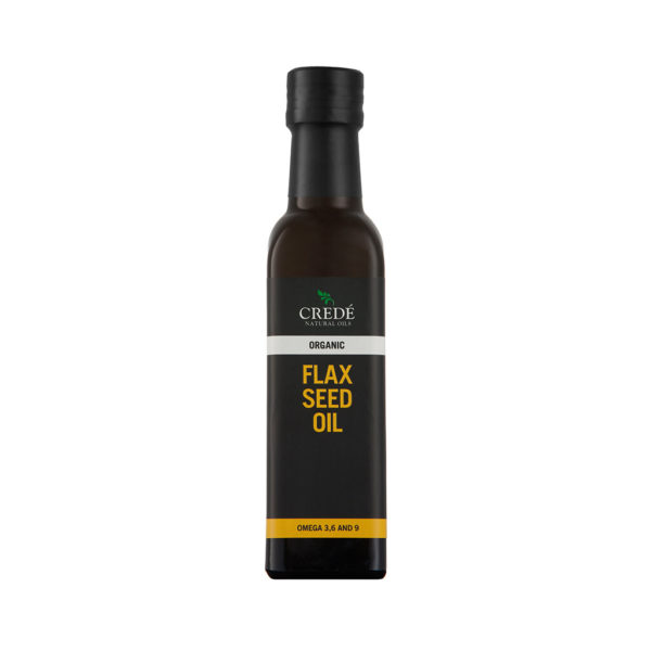 Crede Organic Flax Seed Oil South Africa
