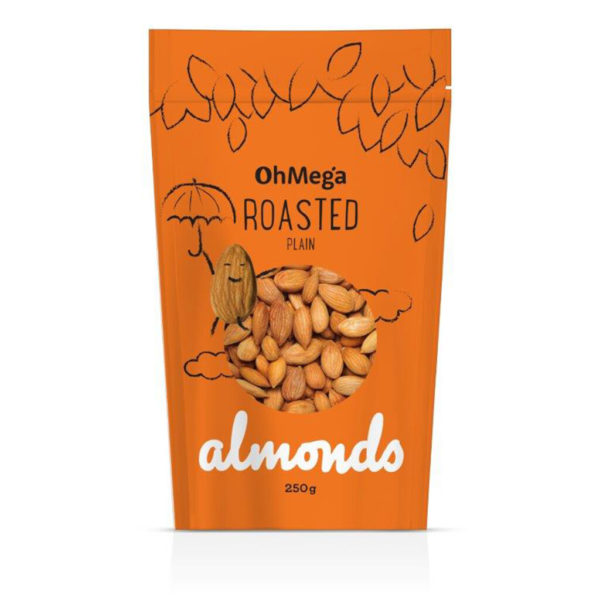 Almonds Roasted South Africa