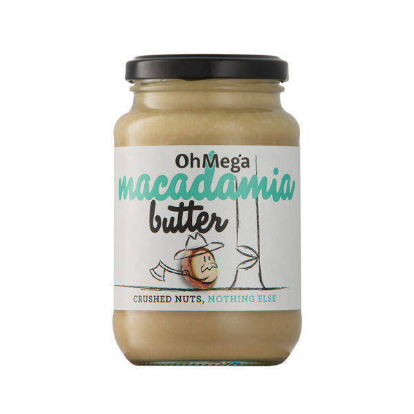 Oh Mega Macadamia Nut Butter South Africa